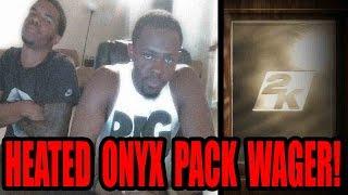 HEATED ONYX PACK OPENING!!  - NBA 2K15 MyTEAM Pack Opening | MyTEAM Onyx Packs