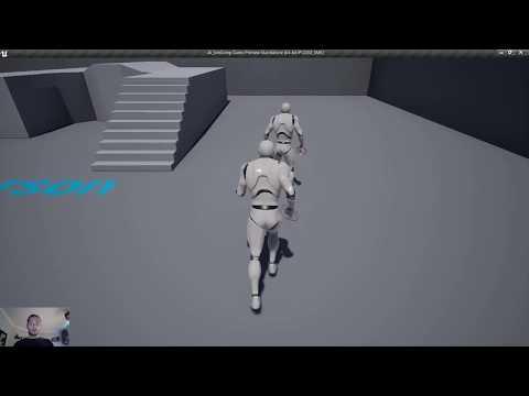 Physics Get Up Blend Plugin for Unreal Engine 4 - смотреть