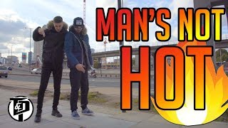 MAN'S NOT HOT! AFRO DANCE REMIX!