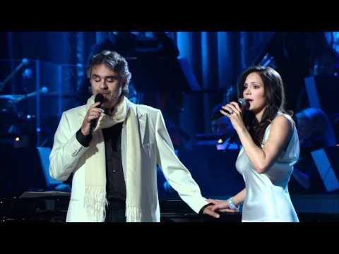 תפילה - דואט מרגש במיוחד של אנדראה בוצ'לי וקתרין מק'פי