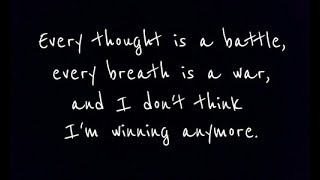 Good Analogies/Quotes/Images That Best Describe Depression (Depression Awareness video)