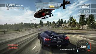 Need for Speed Hot Pursuit Koenigsegg Police (End of the Line Pursuit))