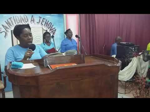 Iglesia la fé en cristo abba padre..Sr Jhonny kap adore Bondye
