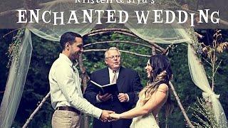 ENCHANTED DIY FOREST WEDDING
