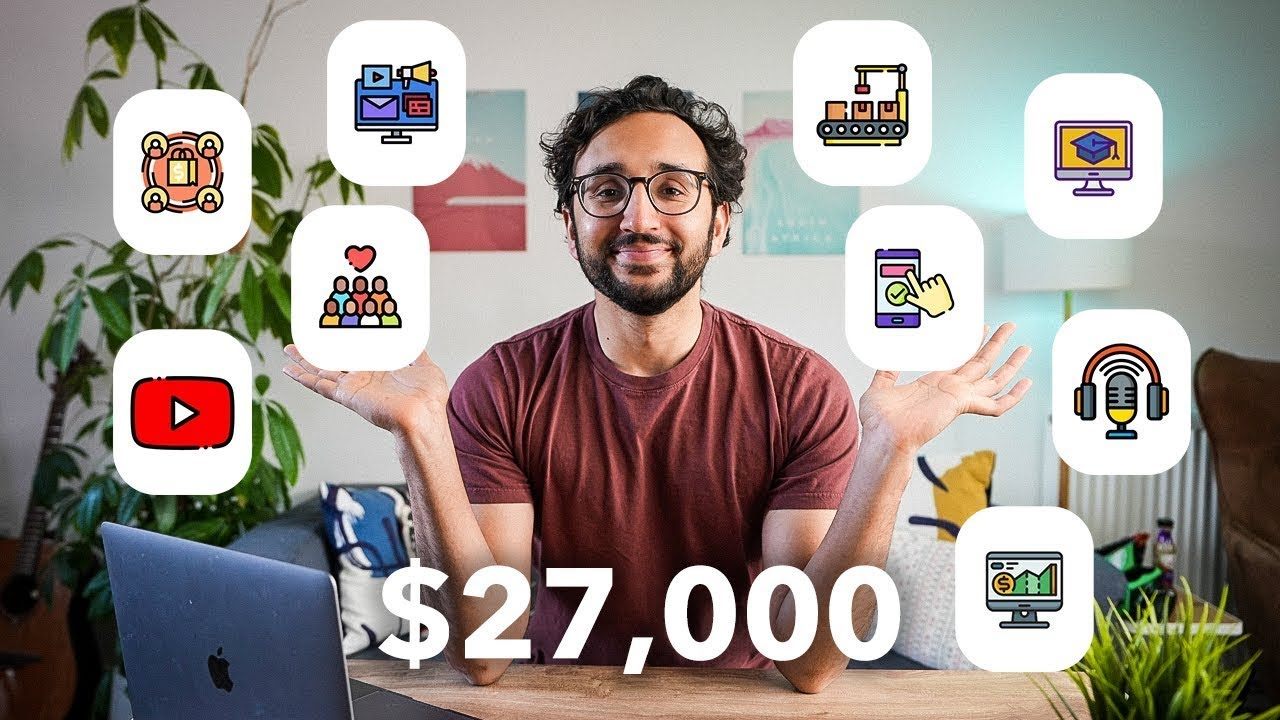 9 Passive Earnings Concepts - How I Make $27k weekly thumbnail