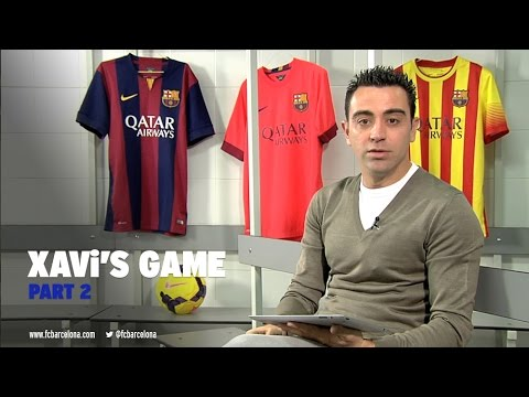 Xavi's quiz: Which assist is this?