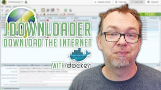 Jdownloader 2 - Download The Internet With Docker