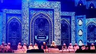 Kun Faya Kun - A.R. Rahman LIVE In Concert Dubai 2014 #DubaiSufiWeekend