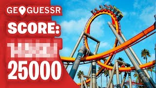 WHERE IS THAT THEME PARK? - Geoguesser