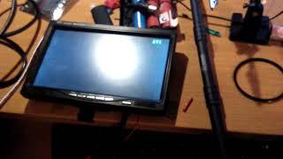 Problem fpv monitor