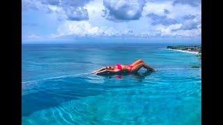 Отдых на Бали 2018. Бассейн с видом на Океан. Лучшие в мире креветки! Пляж Bingin Beach