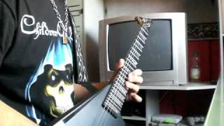 Children of Bodom - Relentless Reckless Forever cover by soni