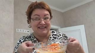 Самый быстрый и бюджетный салат Новый Год 2019!!!