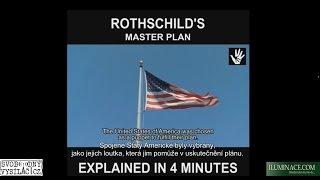 Stručné vysvetlenie bankových plánov Rothschildovcov - Centrálnej Banky
