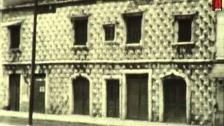 preview picture of video 'LISBOA NOS ANOS 50 - CASTELO - CASA DOS BICOS'