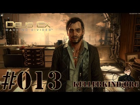 Deus Ex: Mankind Divided #013 - Anführer der ARC ★ Let's Play Mankind Divided [HD|60FPS]