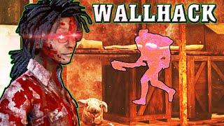 A WALLHACKING CLAUDETTE - Dead By Daylight