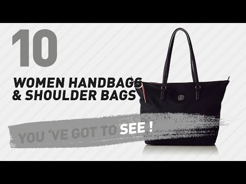 Tommy Hilfiger Women Handbags & Shoulder Bags // New & Popular 2017
