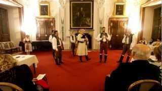 Vycpálkovci - Jubilantská kytička lidových písní 2012 - Tereziánský sál