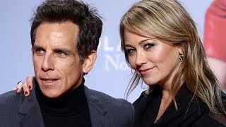 The Real Reason Ben Stiller And Christine Taylor Split