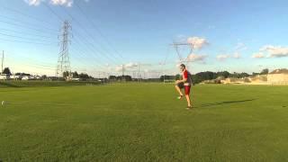 Warm Up - Speed Skills - Running Technique - A-Skip