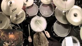 [Drums Only!] RAMMSTEIN   Morgenstern   By Tim Zuidberg
