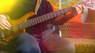 Annie Lennox - Precious [NOTES](bass cover)🎸