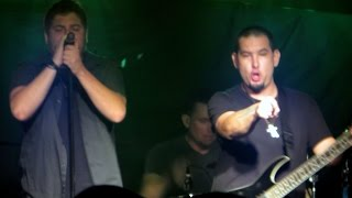 3 YEARS HOLLOW - The End of Demise - LIVE @ Hooligans in Jacksonville NC 11/5/14