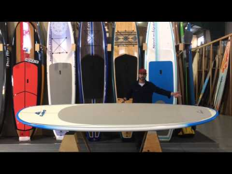 Laird Hamilton Bully 12′ Stand Up Paddle Board Review