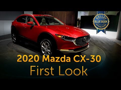 2020 Mazda CX-30 – First Look