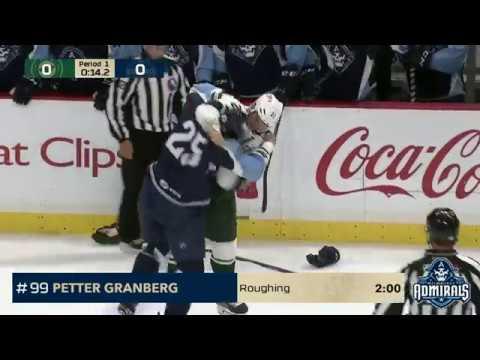 Ryan Malone vs. Andrew O'Brien