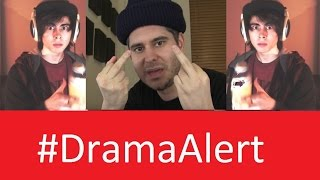 LEAFY EXPOSED for Plotting to ATTACK h3h3productions #DramaAlert The Truth of why They ATTACKED ME!