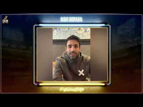 Ravi Bopara | New Signing | Message for Fans