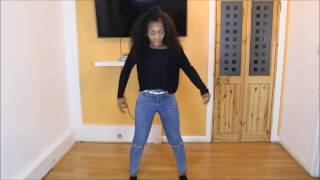 AfroDance Tutorial 2017 #yourwaychallenge