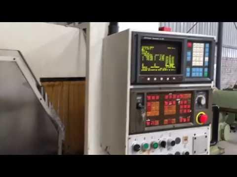Traub Vertical Machining Centre (VMC)