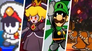 Evolution of Best Bosses in Paper Mario Games (2000 - 2018)
