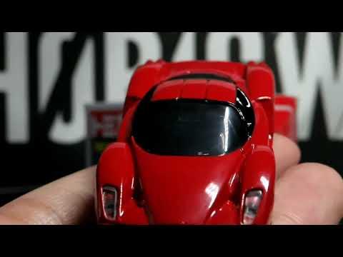 Tomica #11 Enzo Ferrari