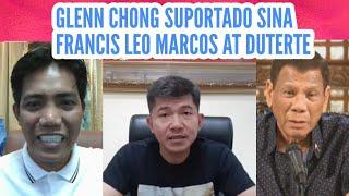 ATTY GLENN CHONG SUPORTADO SI FRANCIS LEO MARCOS