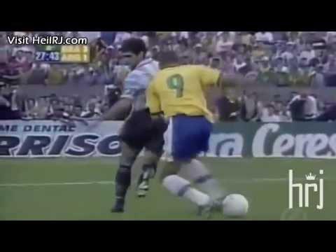 Ronaldo Nazario de Lima(R9) Impossible skills,dribbling,passing and goals  HD