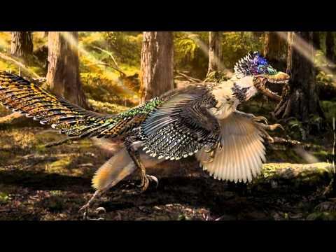 В Китае обнаружен крупнейший крылатый динозавр