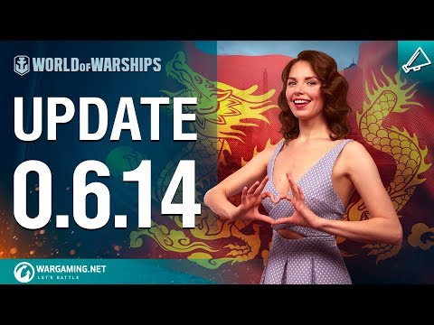 Dasha Presents Update 0.6.14 - Pan-Asian Destroyers