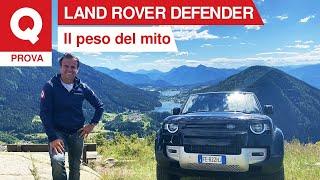 Land Rover Defender: Ecco La Nostra Prova