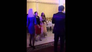 Толеу Магурыпов-тойда Қазығұрт-Нұры мейрамханасы2015