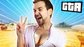 CAN LEWIS HAVE A BOOB JOB? | GTA 5 Races