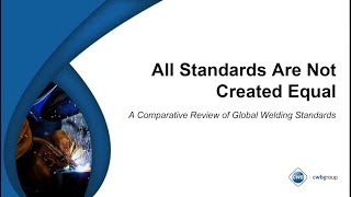 All Standards Are Not Created Equal