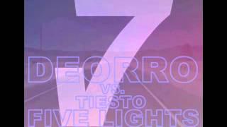 Deorro vs. TST - Five Lights (Greg Ullmann Edit 2015)