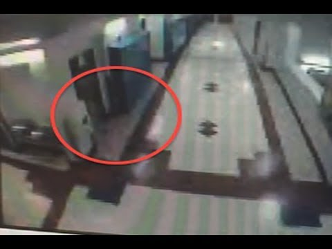 5 Mysterious Paranormal Activities EVER Captured on Camera