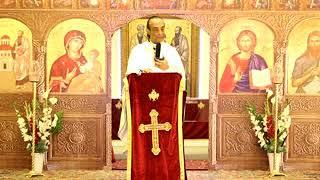 أعجبني فيديو عظة الأب بولس مارديني بعنوان ما بين نهر الاردن ومسيحي اليوم شبه غريب