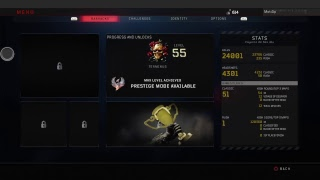 First Prestige on Black ops 4 Zombies . What will we get ?