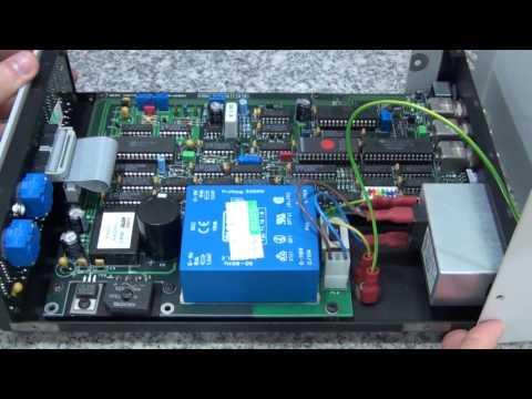 TSP Short #4 - Teardown, Experiments & Calibration of an Ist-Rees Laser Spectrum Analyzer